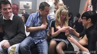 Sex At Crazy Swingers Party