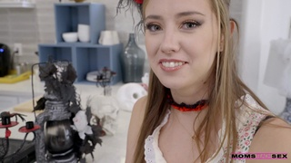 Horny Haley Reed loves sharing a big dick with sexy Penny Pax