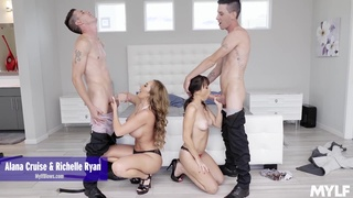 The most viewed MYLF blowjob videos in one compilation