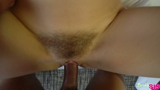 Ample breasted and big bottomed milf Lena Paul does her best in hot POV scene