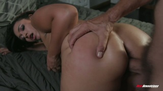 Horny chubby milf Steve Holmes is fucked and jizzed by hot blooded stud
