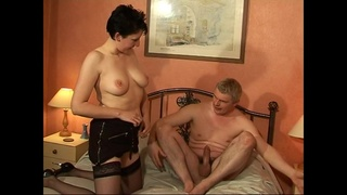 There's nothing better for hot Kymberley than getting her cunt banged