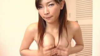 POV video of adorable You giving head and a titjob to her lover