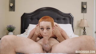 Short hair chick Sidra Sage gets fucked and waits for cum in mouth