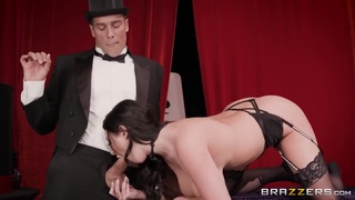 The Magician's Ass-istant - Angela White