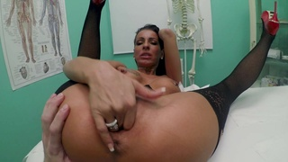 Mega naughty POv fuck play for a tight mature on fire