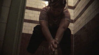 This video is all about pissing and this slut is hardly shy