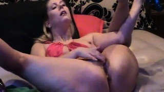 Nice squirting web cam show