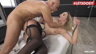 LETSDOEIT - (Polina Maxim, Christian Clay) Dirty Slut Loves a Fat Cock In Her Ass - HER LIMIT