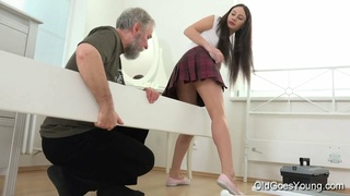 Old Goes Nakita has the most amazing sex