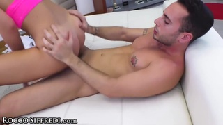 Rocco Siffredi - Teen With Big Vag Lips At Riding Dick