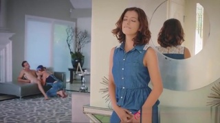 Naughty Mom & Daughter Duo Blow & Bang Lucky Young Model