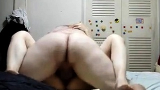 Chinese woman cums quickly!