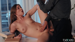 Kayla Paris is faultless when hooking up with a doting lover