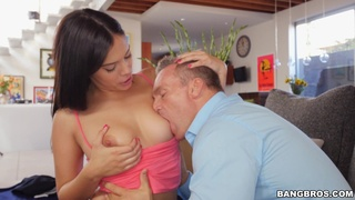 Experience a sex appeal overload as Violet Starr fucks hard