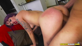 Kinky chick gives her lover a lot of twisted orgasms