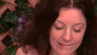 Amateur swingers share lovers in hot tub - foursome with cumshots